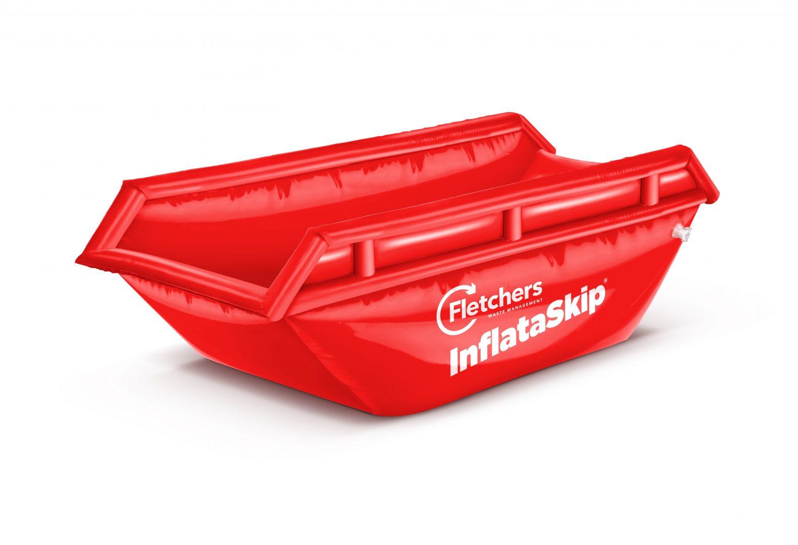 Fletchers Waste Inflataskip